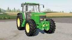 John Deere 6010-series para Farming Simulator 2017
