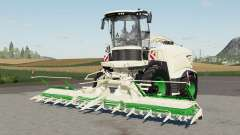 Krone BiƓ X 1180 para Farming Simulator 2017