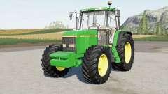 John Deere 6010-serieᵴ para Farming Simulator 2017