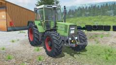 Fendt Favorit 615 LSA Turbomatik Є para Farming Simulator 2013
