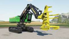 John Deere 959M v1.0.1 para Farming Simulator 2017