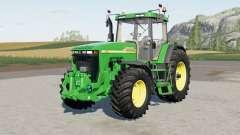John Deere 8000-serieꞩ para Farming Simulator 2017