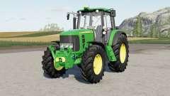 John Deere 6030 Premiuᵯ para Farming Simulator 2017
