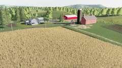Richland County para Farming Simulator 2017