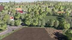 Municipio De Radᶒ para Farming Simulator 2017