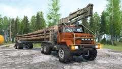 KrAZ-64372 para MudRunner