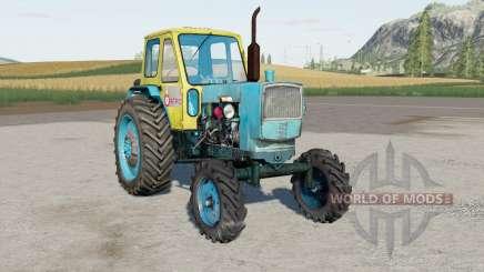 UMZ-6Ԉ para Farming Simulator 2017