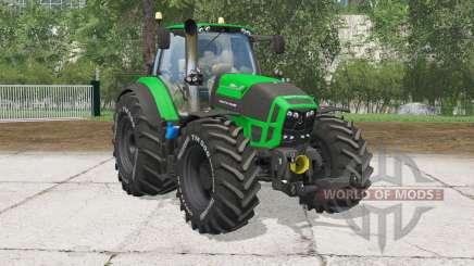 Deutz-Fahr 7250 TTV Agrotrøn para Farming Simulator 2015