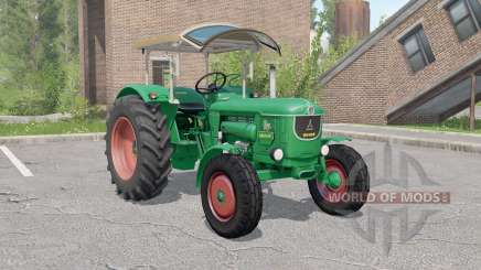 Deutz Ɗ 8005 para Farming Simulator 2017