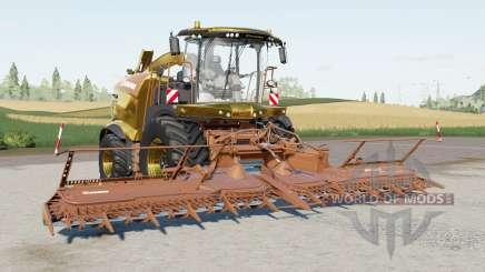 Krone BiG Ҳ 1180 para Farming Simulator 2017