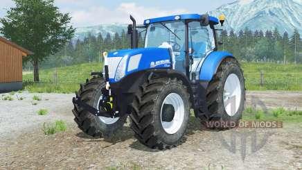 New Holland T7.2Ձ0 para Farming Simulator 2013