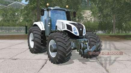 New Holland Ꚑ8.320 para Farming Simulator 2015