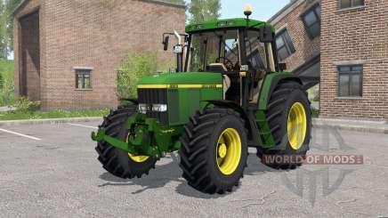 Juan Deerᶒ 6810 para Farming Simulator 2017