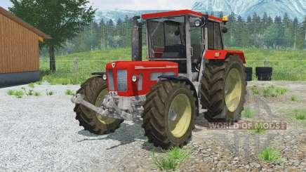 Schluter Compact 1150 TV6 para Farming Simulator 2013
