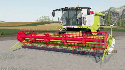 Claas Lexioᵰ 600 para Farming Simulator 2017