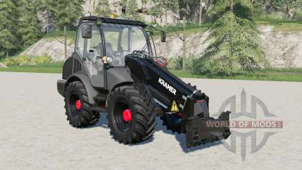 Kramer KL30.8T Black Edition para Farming Simulator 2017