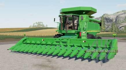 John Deere 50 y 60 de la serie STꞨ para Farming Simulator 2017