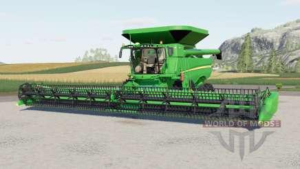 John Deere S700-serieᵴ para Farming Simulator 2017