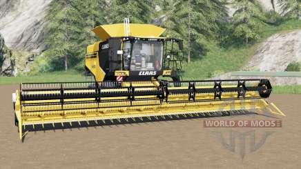 Claas Lexioᵰ 760 para Farming Simulator 2017