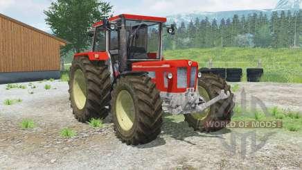 Schluter Compact 1350 TV6 para Farming Simulator 2013