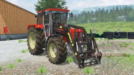 Schluter Compact 950 V6 para Farming Simulator 2013