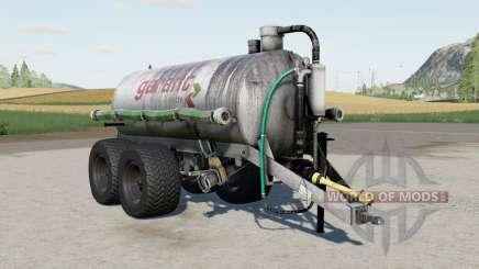 Kotte Garant VT 20.000 para Farming Simulator 2017