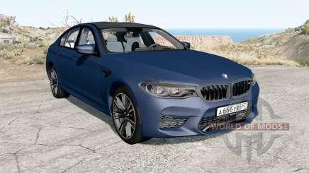 BMW M5 (F90) 2018 para BeamNG Drive