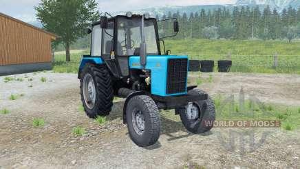 MTZ-82.1 Беларуƈ para Farming Simulator 2013
