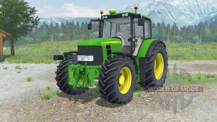 John Deere 64ვ0 para Farming Simulator 2013