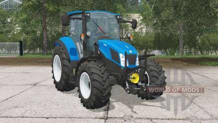 New Holland Tⴝ.115 para Farming Simulator 2015