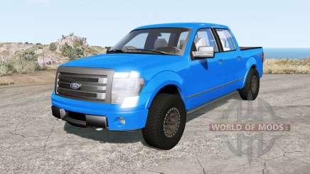 Ford F-150 Platinum SuperCrew 2008 para BeamNG Drive