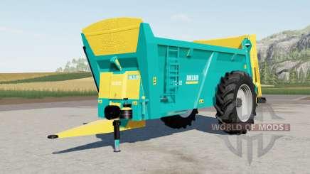 Rolland Rollforce para Farming Simulator 2017
