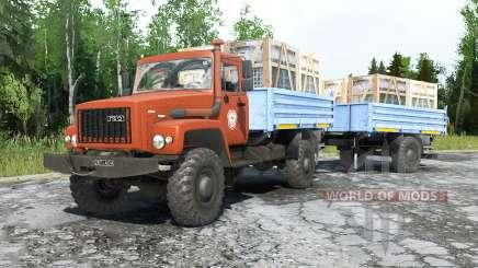 GAS-3308 sadko para MudRunner