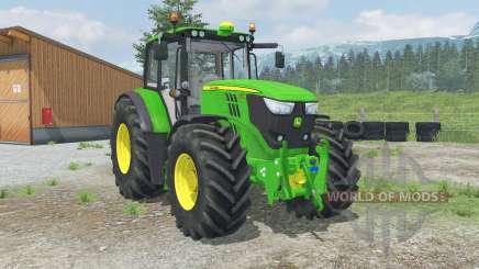 John Deere 6170M para Farming Simulator 2013