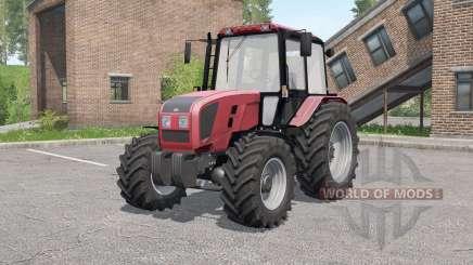MTZ-1220.3 Беларуꞔ para Farming Simulator 2017