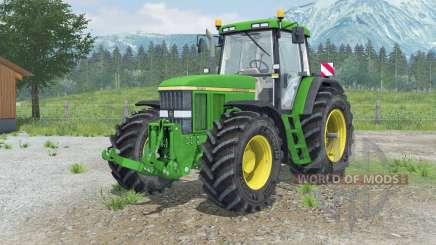 Juan Deerꬴ 7810 para Farming Simulator 2013