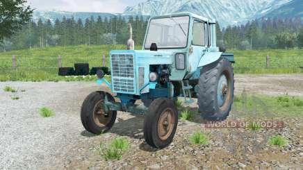 MTZ-80L Беларуꞔ para Farming Simulator 2013