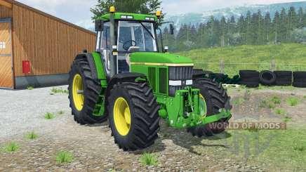 Juan Deerᶒ 7810 para Farming Simulator 2013