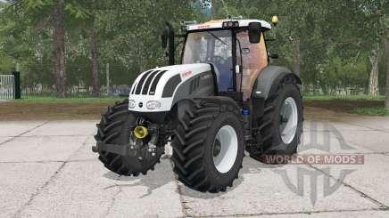 Steyr 6230 CVŦ para Farming Simulator 2015