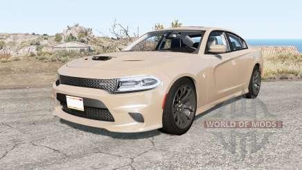 Dodge Charger SRT Hellcat (LD) 2015 para BeamNG Drive