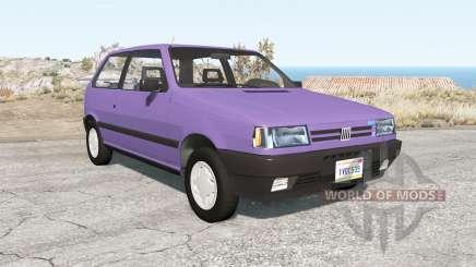 Fiat Uno 3-door (146) 1991 para BeamNG Drive