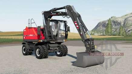 Atlas 160W para Farming Simulator 2017