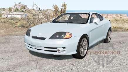 Hyundai Coupe (GK) 2002 para BeamNG Drive