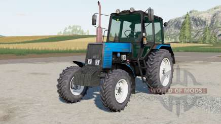 MTZ-1025 Беларуƈ para Farming Simulator 2017