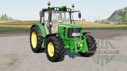 John Deere 6030 Premiuɱ para Farming Simulator 2017