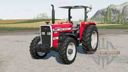 Massey Ferguson 285Ꞩ para Farming Simulator 2017