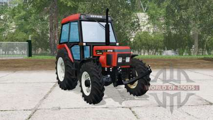 Zetor 7340 Turbø para Farming Simulator 2015