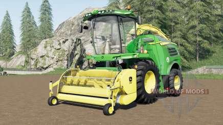 John Deere 8000i-serieᵴ para Farming Simulator 2017