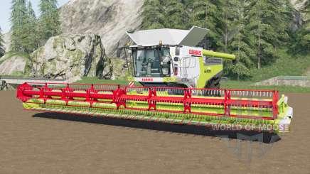 Claas Lexion 8900 TerraTrac para Farming Simulator 2017