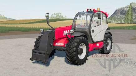 Manitou MLA 840-137 PS para Farming Simulator 2017
